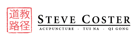 Steve Coster Acupuncture Southend Logo